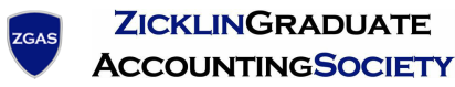 Zicklin Graduate Accounting Society